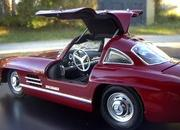 mercedes 300sl gullwing w194-43045
