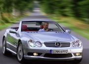 mercedes benz sl 55 amg and sl 65 amg-37638