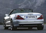 mercedes benz sl 55 amg and sl 65 amg-37641