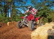 honda trx450r kick start-84528