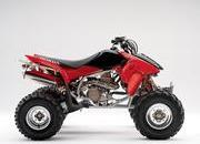 honda trx450r kick start-84544