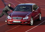 mercedes c-class sports coupe-143364