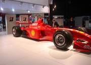 the f1 cars present on the buenos aires auto show-179603
