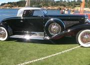 2007 pebble beach concour photo gallery - day 2 dusenberg-193421