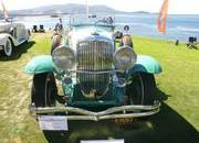 2007 pebble beach concour photo gallery - day 2 dusenberg-193424