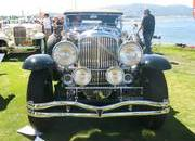 2007 pebble beach concour photo gallery - day 2 dusenberg-193442