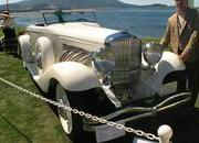 2007 pebble beach concour photo gallery - day 2 dusenberg-193448