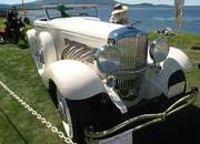 2007 pebble beach concour photo gallery - day 2 dusenberg-193451
