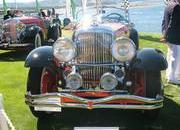 2007 pebble beach concour photo gallery - day 2 dusenberg-193463