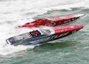 powerboat p1 extremeboat is the winner of cowes weekend 3
