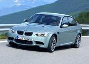 bmw m3 coupe and sedan at la auto show-213705