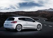 volkswagen scirocco - first official images-234525