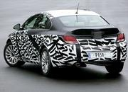 2009 opel insignia new spy shots-242663