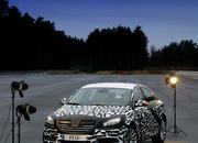 2009 opel insignia new spy shots-242666