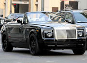 david beckham spotted driving his new rolls royce convertible-255088