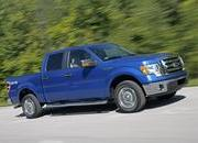 2009 ford f150 on sale in october fuel economy improved by 8-264304