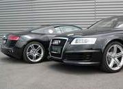 audi rs6 avant and r8 by o.ct tuning 3