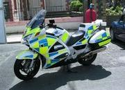 want to buy a police motorcycle going cheap... 3