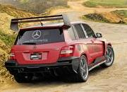 mercedes glk pikes peak rally racer-271457