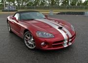 dodge viper srt10 convertible-281960