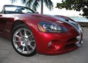 dodge viper srt10 convertible-281975