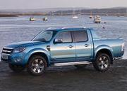 ford ranger european version facelift-286857