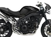 84.2009 triumph speed triple carbon fiber limited edition