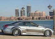 phantasma cl chrome based on the mercedes-benz cl-298305