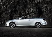 lexus is250 and is350 convertible-301180