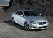 lexus is250 and is350 convertible-301187