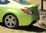 hyundai genesis coupe 3.8 v6 track package first impression-301486