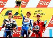 2009 motogp race report rossi celebrates 100 victories at assen-307552