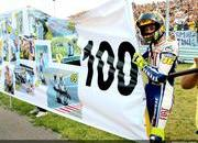 2009 motogp race report rossi celebrates 100 victories at assen-307556