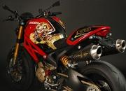 -ducati monster 1100 se by rever corsa amp christian audigier