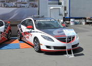 mazda raceway laguna seca safety cars mazda6 cx-7 and rx-8-309974