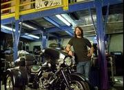 motorcycles and drums in harley-davidson 8217 s everything sonic commercial starring dave grohl-314985