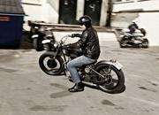 360.triumph bonneville tr6 by wrenchmonkees