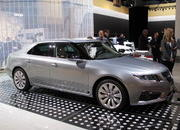 video saab unveils the new 9-5 at the 2009 south florida international auto show-329621