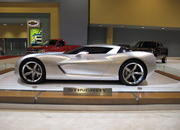 chevrolet brings the corvette stingray concept to the 2009 south florida international auto show-329666