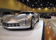 chevrolet brings the corvette stingray concept to the 2009 south florida international auto show-329677
