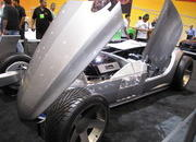 cadillac vsr v-series powered sports rod concept at the 2009 sema show-332491