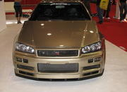 nissan skyline gt-rs at the 2009 sema show-334285