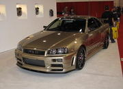 nissan skyline gt-rs at the 2009 sema show-334288