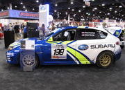 subaru at the 2009 sema show-334966