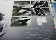 2010 honda cr-z hybrid coupe - official brochure leaked-337934