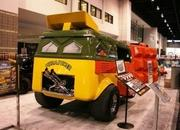 turtle van makes appearance at the chicago auto show 3