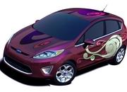 american idol finalists personalize their own ford fiesta-353650