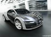 -citroen survolt rendering