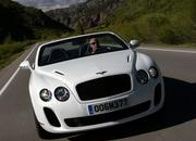 bentley continental supersports convertible-367352