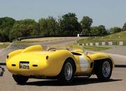 rare 1958 ferrari 250 testa rossa for auction in monterey-365321